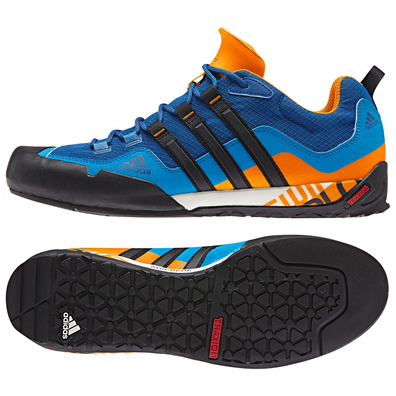 adidas Terrex Swift Solo Chaussures d'approche Collegiate Navy Core Black Blue | 13,5 (UK)