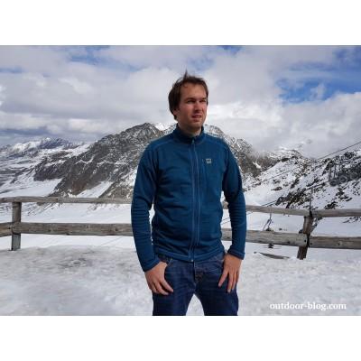 Image 1 de Dennis à 66 North - Grettir Zipped Jacket - Veste polaire