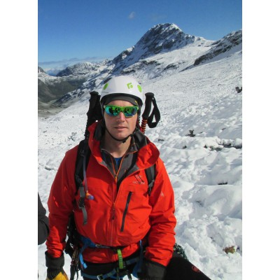 Image 1 de Florian à Arc'teryx - Alpha FL Jacket - Veste hardshell