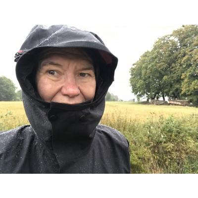 Image 2 de Eva à Klättermusen - Women's Allgrön Jacket - Veste hardshell