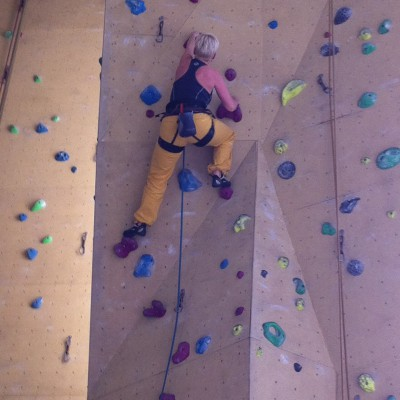 Image 2 de Jacqueline à La Sportiva - Women's Kalymnos Pant - Pantalon d'escalade