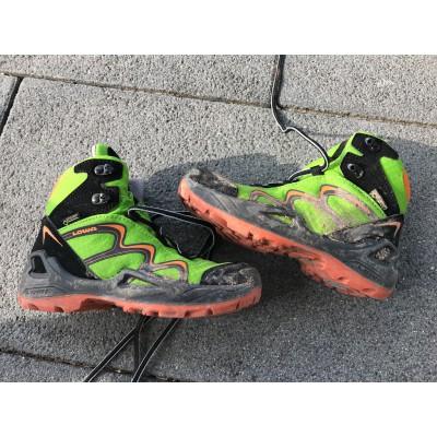 Image 2 de Verena à Lowa - Innox GTX Mid Junior - Chaussures de randonnée