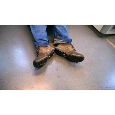 Image 2 de André à Lowa - Tiago GTX Mid - Chaussures de randonnée
