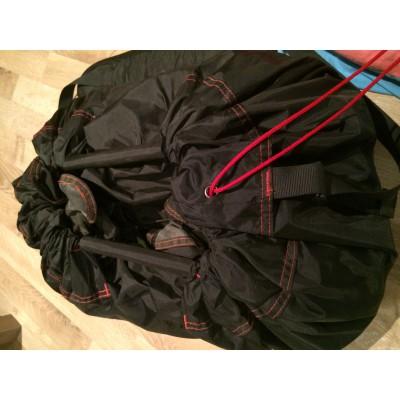 Image 1 de Severin à Moon Climbing - Classic Rope Bag - Sac à cordes