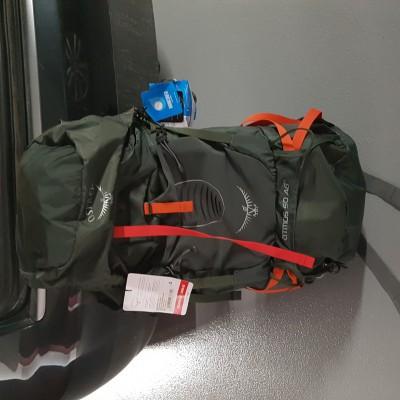 Image 2 de alex à Osprey - Atmos AG 50 - Sac à dos de randonnée