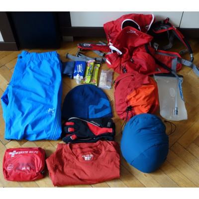 Image 2 de Oliver à Salomon - Agile2 12 Set - Sac à dos de trail running