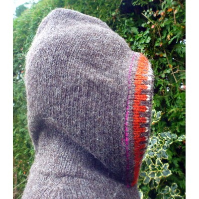 Image 6 de Karen à Sherpa - Women's Samchi Poncho - Veste en laine