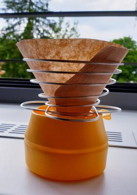 Image 2 de Franz à Soto - Helix Coffee Maker