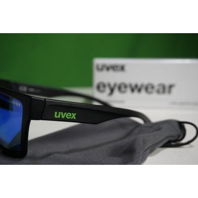 Image 3 de Ole à Uvex - LGL 29 Mirror Green S3 - Lunettes de soleil