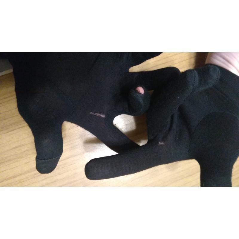 Image 1 de Marc à 2117 of Sweden - Unda Merino Glove 180 - Gants