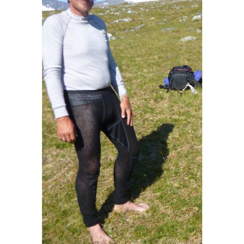 Image 1 de Mathias à Aclima - WN Longs - Sous-vêtements en laine mérinos