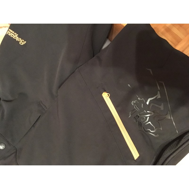 Image 1 de Claudia à Bergans - Osatind Lady Pants - Pantalon softshell