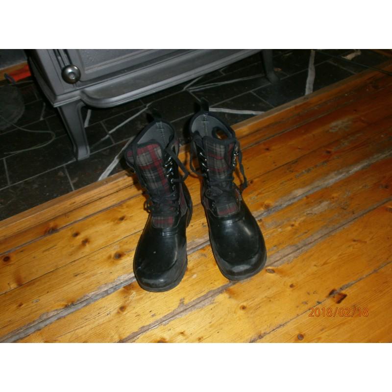 Image 1 de Cindy à Bogs - Women's Sidney Lace Plaid - Chaussures chaudes