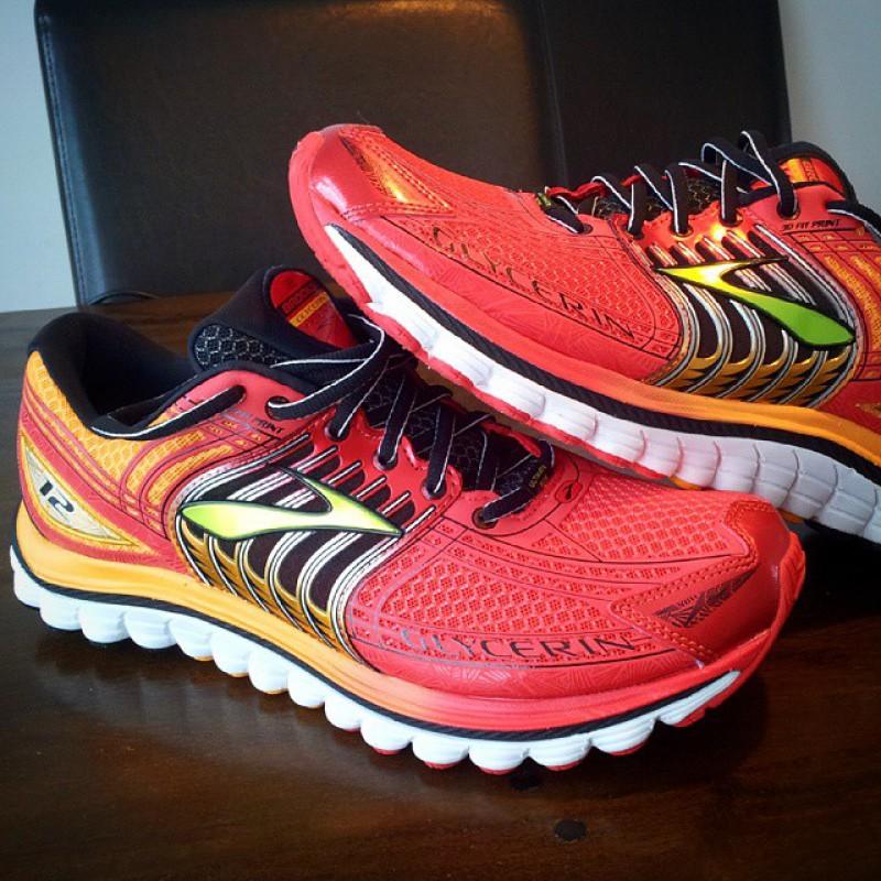 Image 1 de S à Brooks England - Glycerin 12 - Chaussures de course à pied