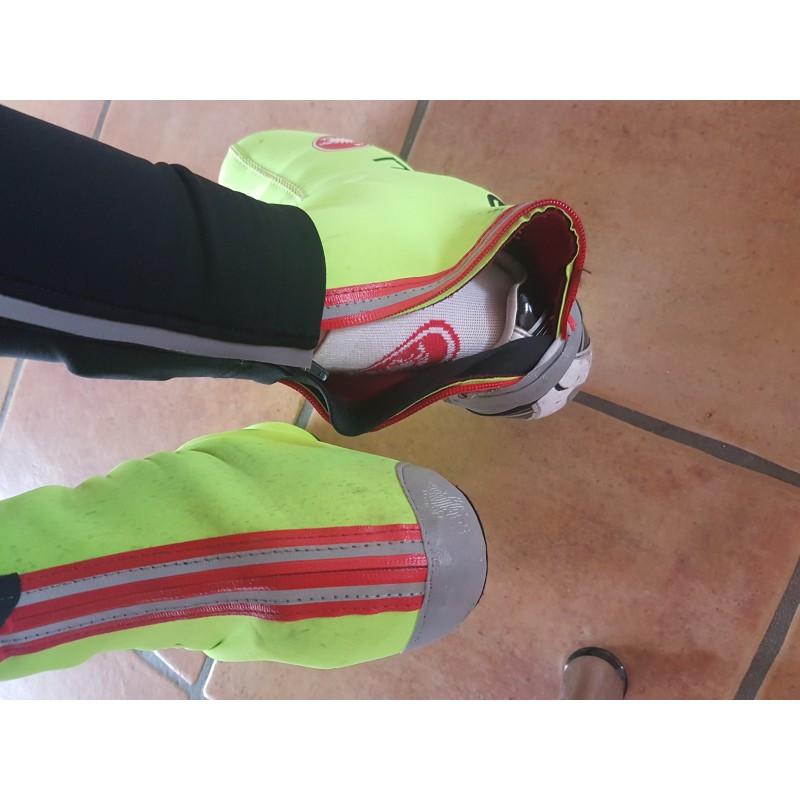 Image 2 de Noemi à Castelli - Diluvio C Shoecover 16 - Sur-chaussures