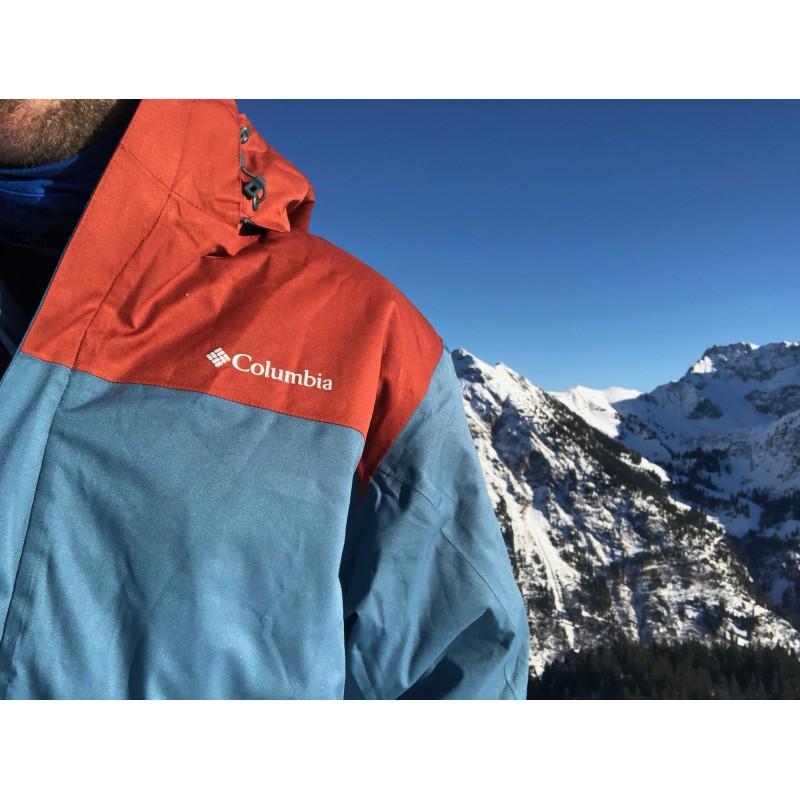 Image 1 de Björn à Columbia - Everett Mountain Jacket - Veste d'hiver