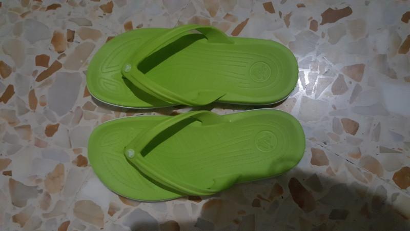 Image 1 de Maria à Crocs - Crocband Flip - Sandales