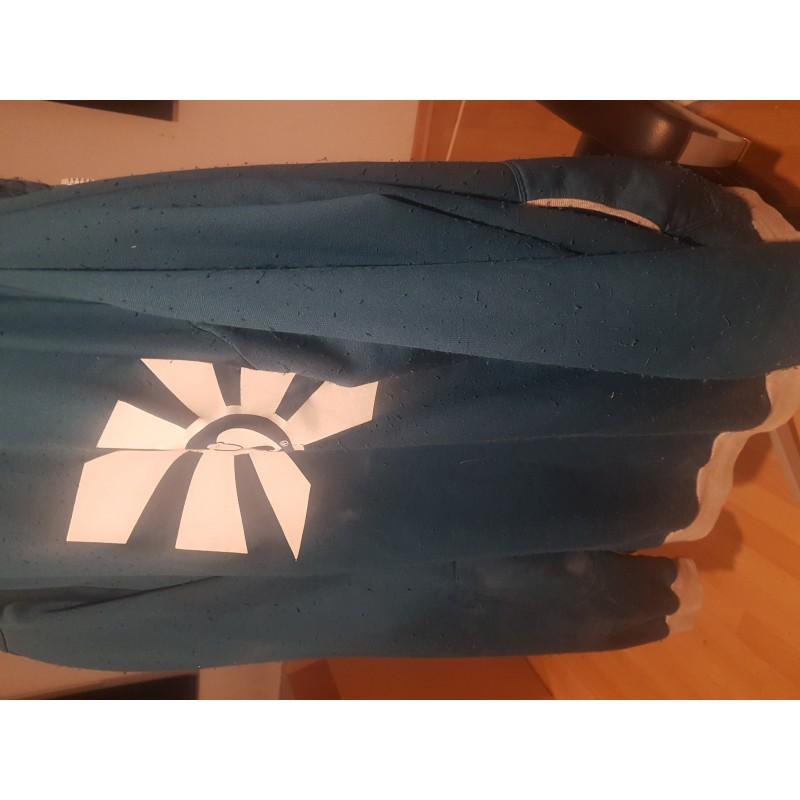 Image 1 de Fabian à Edelrid - Kamikaze Jacket - Pull-over à capuche