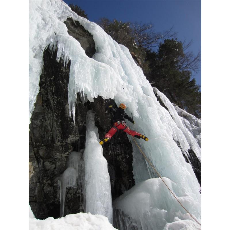 Image 1 de Stefan à Edelrid - Rage - Piolet d'escalade sur glace