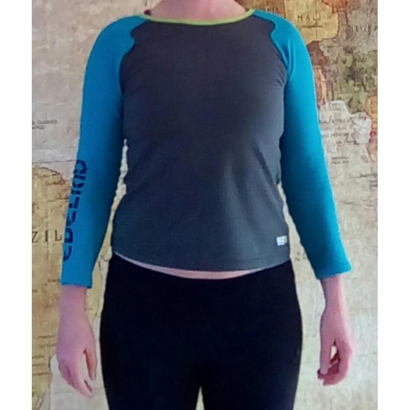 Image 1 de Stefanie à Edelrid - Women's Misery LS - Manches longues
