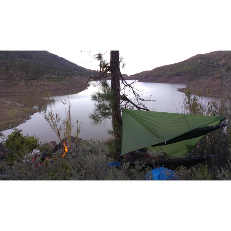 Image 1 de david à Exped - Scout Hammock Combi UL - Hamac