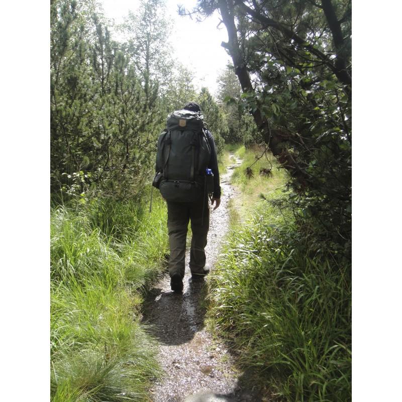 Image 5 de Andreas à Fjällräven - Kajka 75 - Sac à dos de trekking