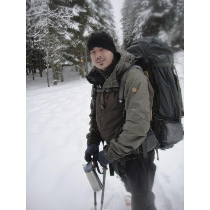 Image 4 de Andreas à Fjällräven - Kajka 75 - Sac à dos de trekking