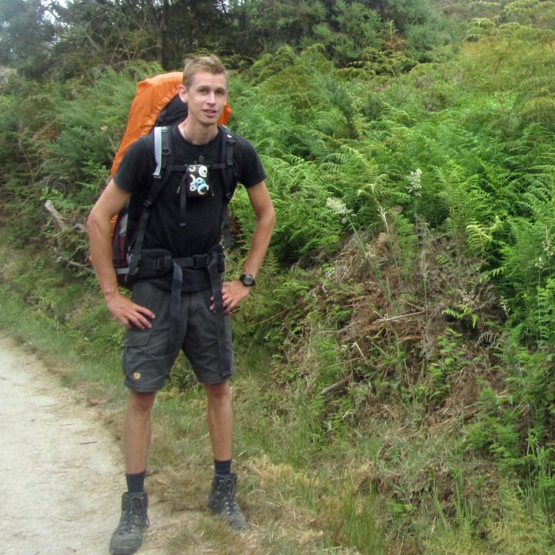 Image 1 de Gear-Tipp à Fjällräven - Karl Zip-Off Trousers - Pantalon de trekking