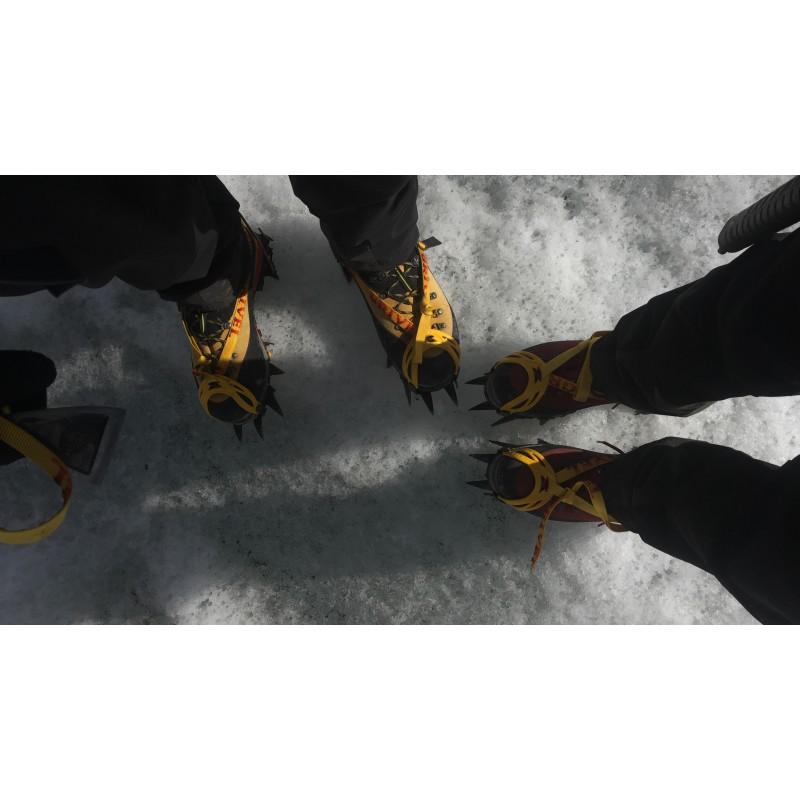 Image 1 de Vanessa Sylvana à Grivel - G12 - Crampons d'alpinisme