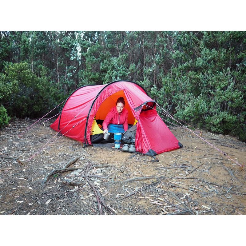 Image 1 de Kathrin à Hilleberg - Nammatj 3 - Tente à 3 places