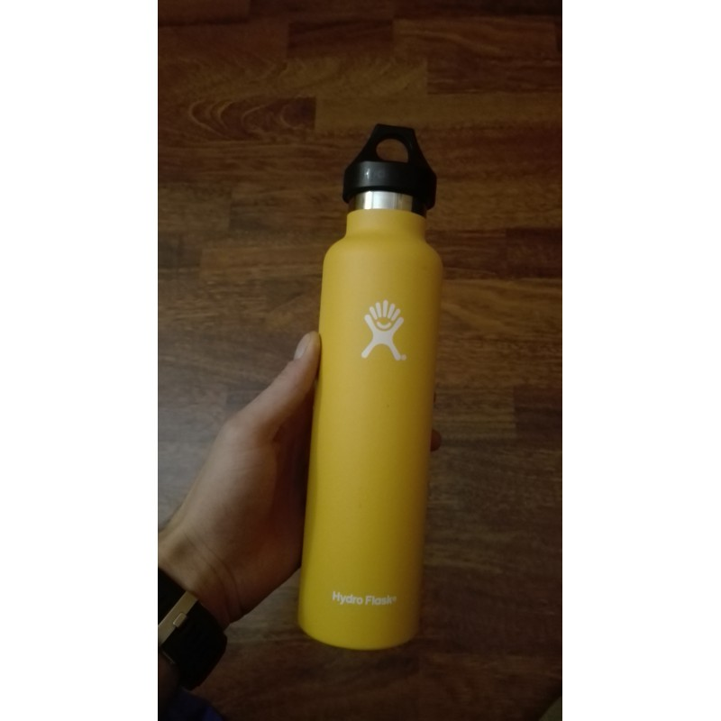 Image 1 de Riccardo à Hydro Flask - Standard Mouth Hydro Flask - Bouteille isotherme