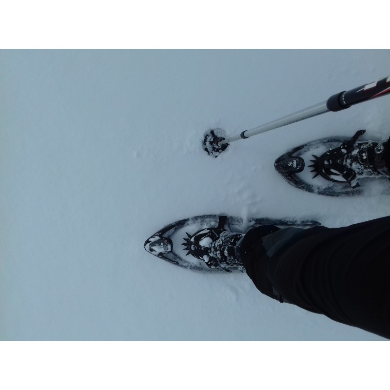 Image 2 de André à Inook - Oxm - Raquettes à neige