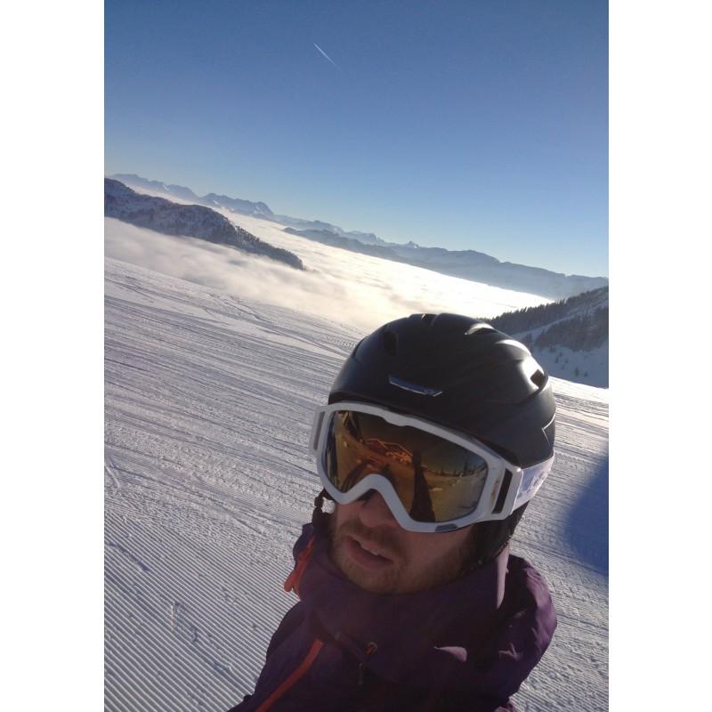 Image 1 de kai à Julbo - Orbiter Zebra - Masque de ski