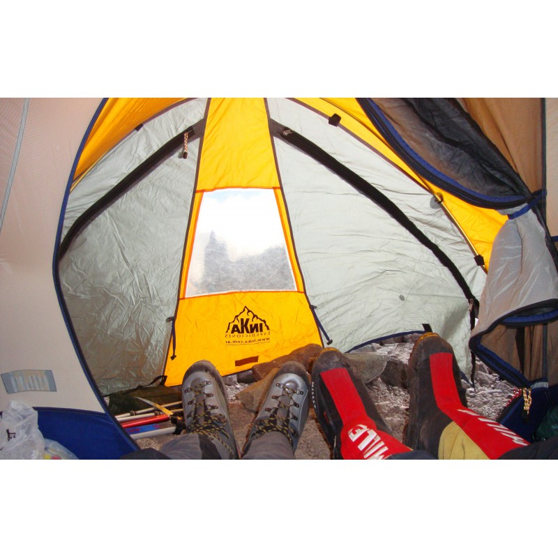 Image 1 de Patrick à La Sportiva - Baruntse - Bottes d'alpinisme