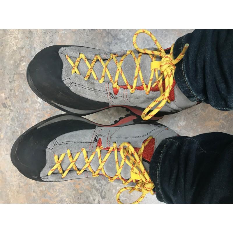 Image 1 de Yvon à La Sportiva - Boulder X Mid GTX - Chaussures d'approche
