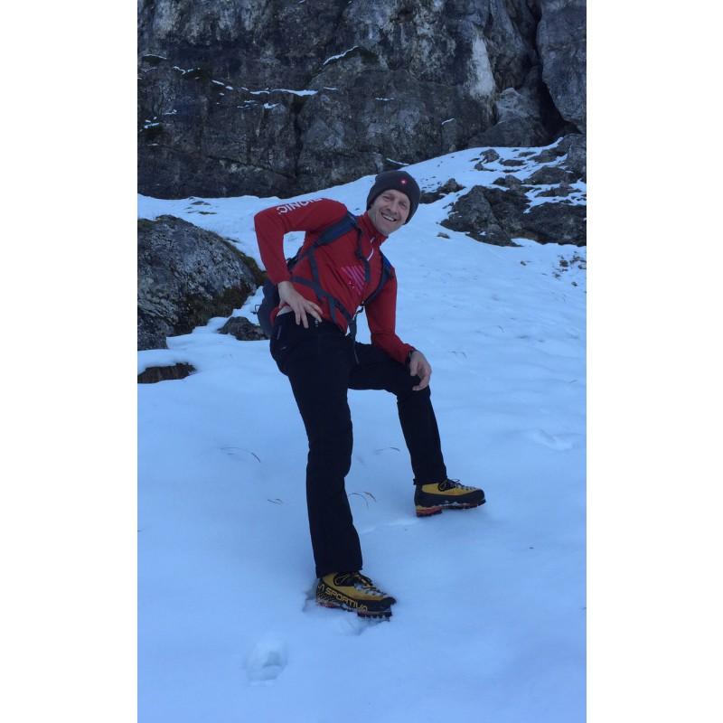 Image 2 de Egon à La Sportiva - Nepal Cube GTX - Chaussures d'alpinisme