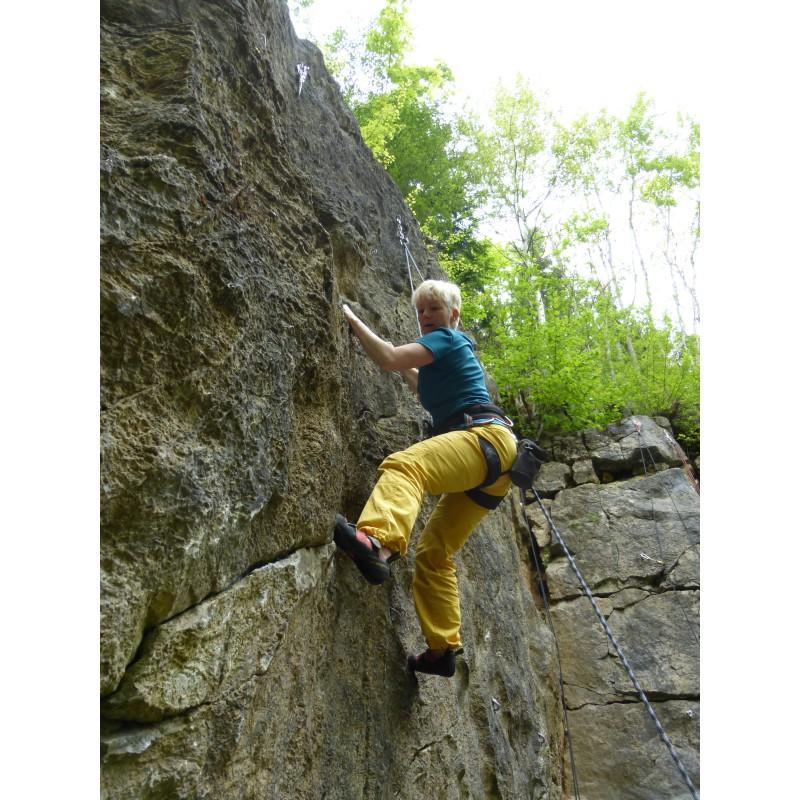 Image 1 de Jacqueline à La Sportiva - Women's Kalymnos Pant - Pantalon d'escalade