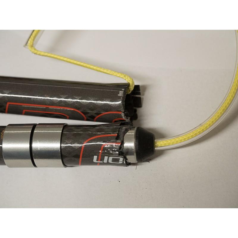 Image 1 de Wolfgang à Leki - Micro Stick Carbon - Bâtons de randonnée