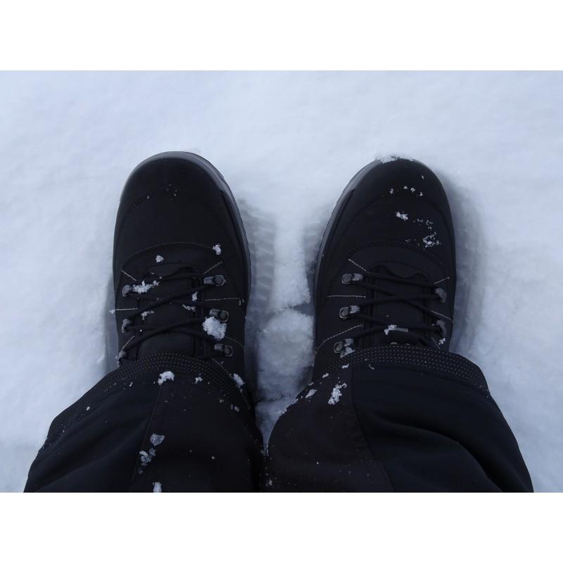 Image 1 de Jens à Lowa - Sedrun GTX Mid - Chaussures hiver