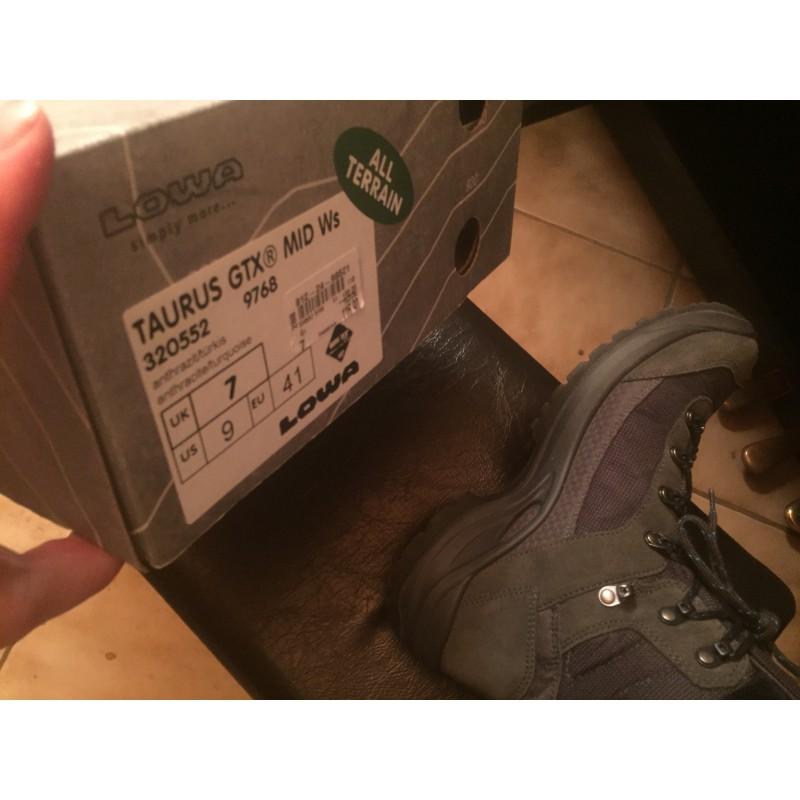 Image 1 de Ruth à Lowa - Taurus GTX Mid - Chaussures de randonnée