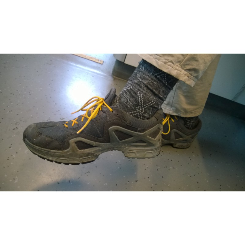 Image 1 de André à Lowa - Tiago GTX Mid - Chaussures de randonnée