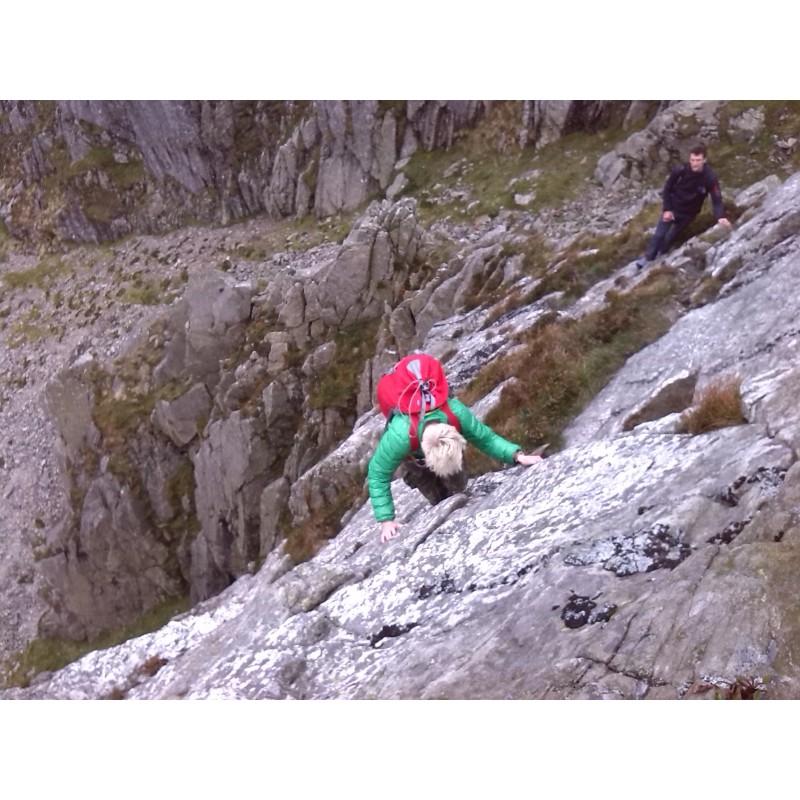 Image 1 de Caitlin à Lowe Alpine - Alpine Attack Lite 40 - Sac à dos d'escalade
