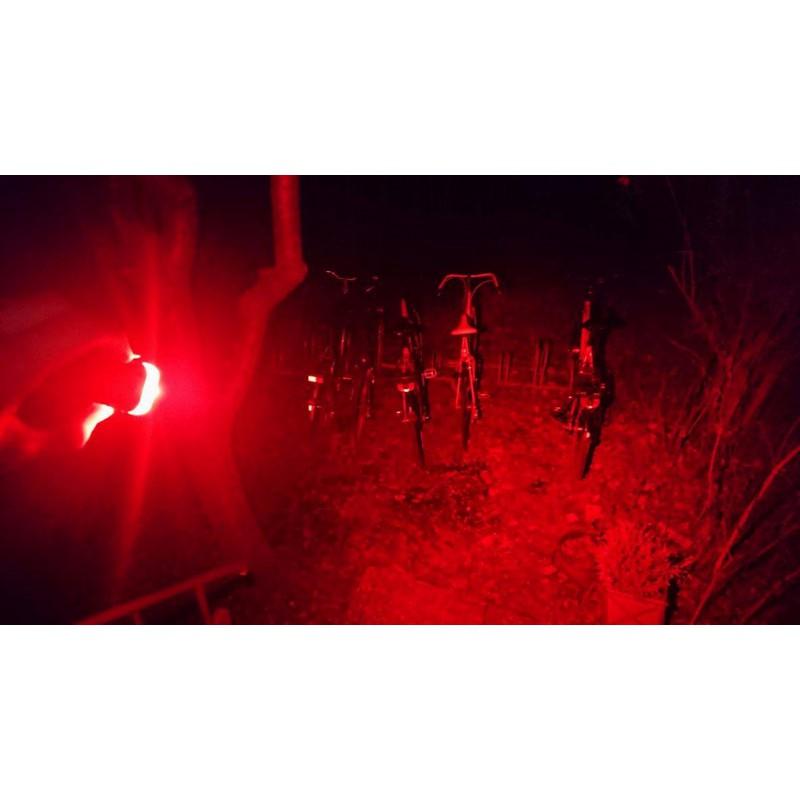Image 1 de Janpeter à Lupine - Rotlicht 2W/160 Lumen - Lumière rouge