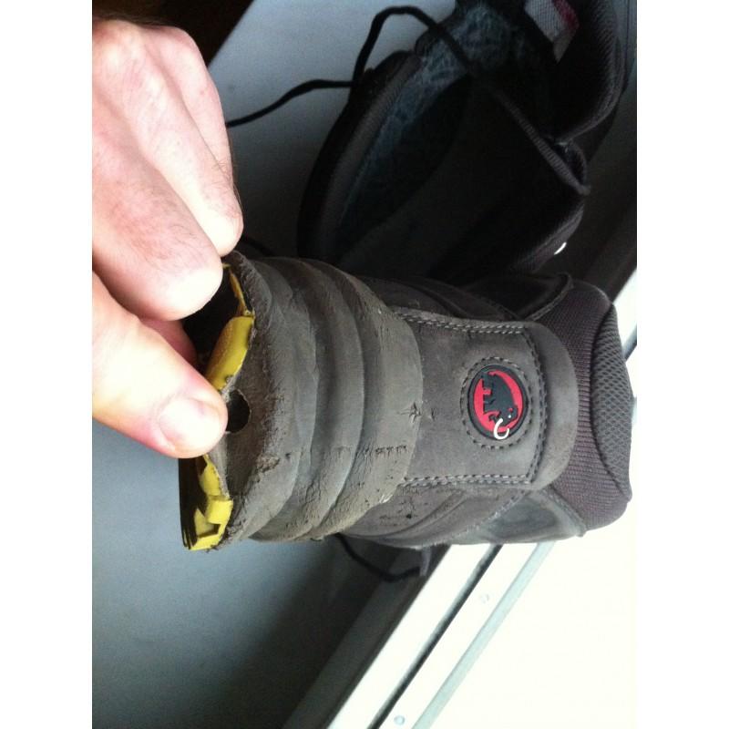 Image 1 de Andre à Mammut - Mercury GTX Men - Chaussures de randonnée