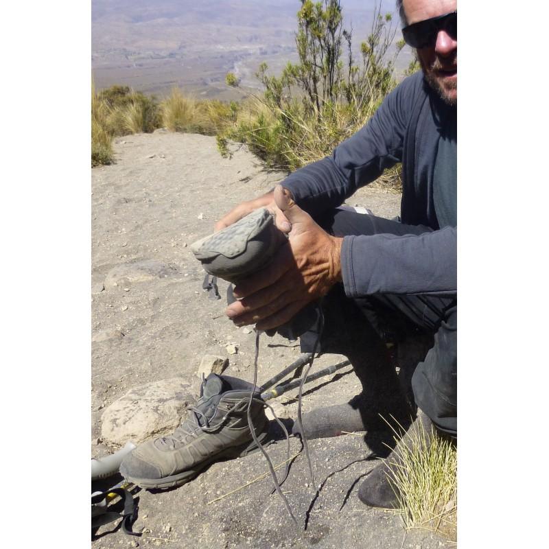 Image 1 de Peter à Mammut - Mercury GTX Men - Chaussures de randonnée
