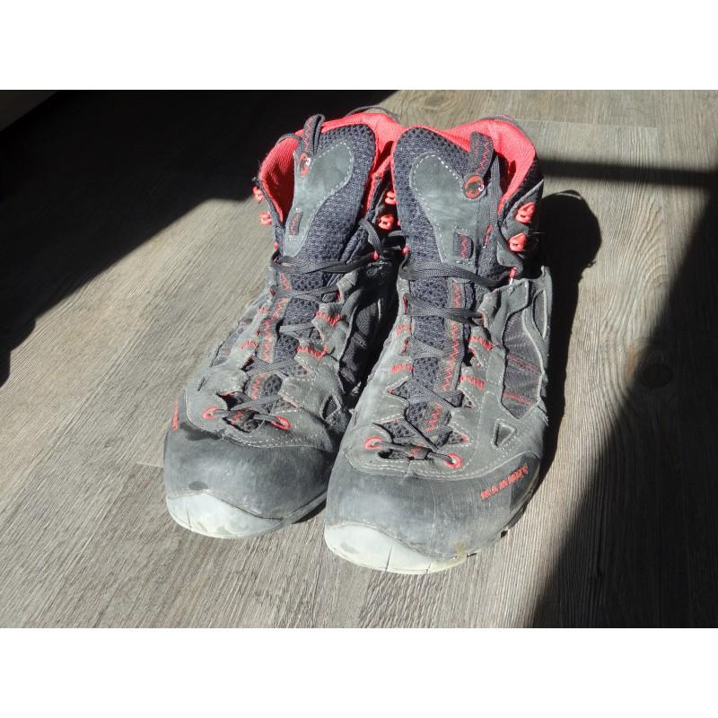 Image 1 de Anja à Mammut - Redburn Mid GTX - Chaussures d'approche