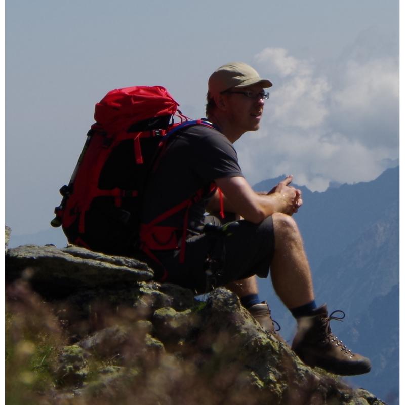 Image 1 de Fabian à Mammut - Trion Pro 50+7 - Sac à dos de randonnée
