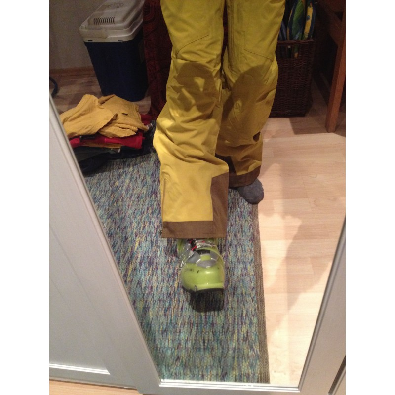 Image 1 de Tim à Marmot - Rosco Bib - Pantalon de ski