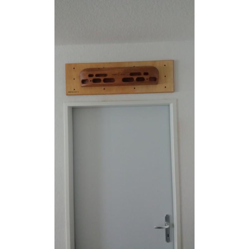 Image 1 de Oleg à Metolius - Wood Grips Compact Trainingboard