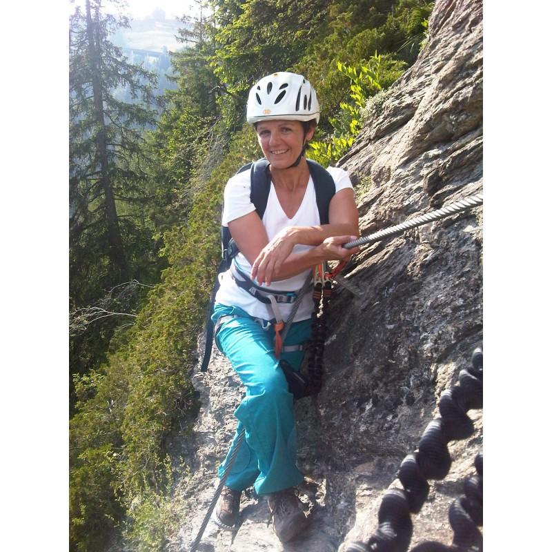 Image 1 de Helga à Monkee - Women's Ubwuzu Pants - Pantalon d'escalade
